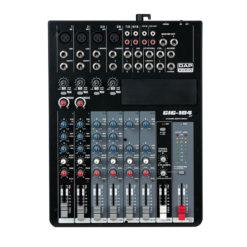 GIG-104C Mixer live a 10 canali, comprensivo di dinamiche