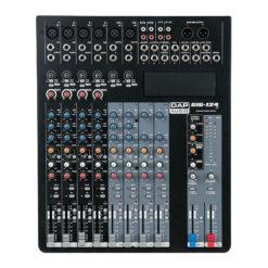 GIG-124C Mixer live a 12 canali, comprensivo di dinamiche