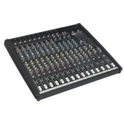 GIG-164CFX Mixer live a 16 canali, comprensivo di dinamiche e DSP