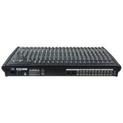 GIG-244CFX Mixer live a 24 canali, comprensivo di dinamiche e DSP