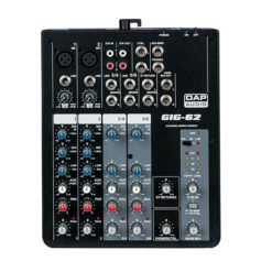 GIG-62 Mixer live a 6 canali