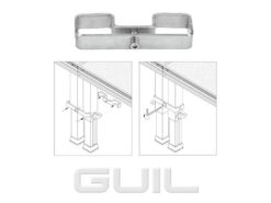 GUIL TMU-04/440 Clamp Connector