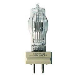 GY16 Philips 230V 2000W