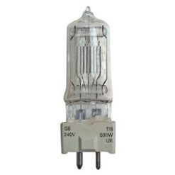 GY9.5 GE 230V 500W