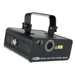 Galactic RGB-300 Value Line Laser RGB da 320W con telecomando a infrarossi