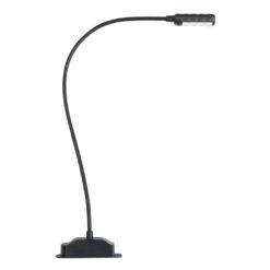GooseLight Deskmount LED bianco