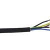 HELUKABEL Power Cable 5x2.5 25m H07RN-F