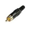 HICON RCA plug HI-CM06-NTL