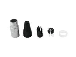 HICON XLR plug 3pin HI-X3CM-V