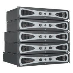 HP-2100 2U 2 amplificatori da 1000W