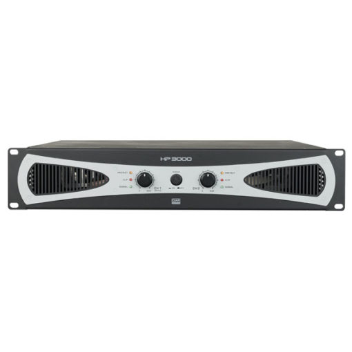 HP-3000 2U 2 amplificatori da 1400W