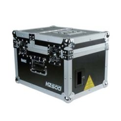 HZ-500 Hazer Antari, Controller pannello timer & Flightcase compresi