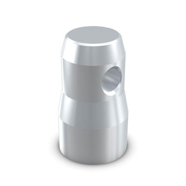 Half Conical Spigot, M12 Thread Filetto M12 Per traliccio Pro-30