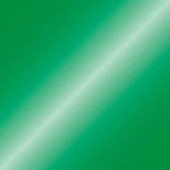 Handheld confetti cannon 50cm, Verde metallico