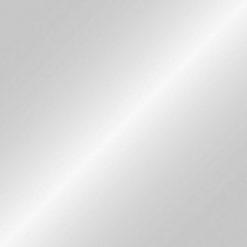 Handheld confetti cannon Small 28cm, Argento metallico