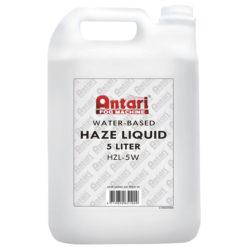 Hazerfluid HZL-5W 5 litri (a base di acqua)