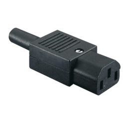 IEC Euro Female Connector