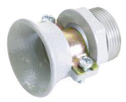 ILME Circular Metal Screw Connection PG 21