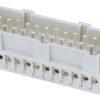 ILME Plug Insert 24-pin 16A,Screw Terminal