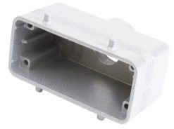 ILME Socket Casing for 16-pin, PG 21, straight
