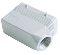 ILME Socket Casing,for 16-pin, PG21,angle