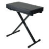 Keyboard Bench Pro Acciaio 510-700 mm