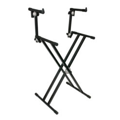 Keyboard Stand Double Layer MKII