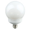 LED Ball 100mm E27, 19xLed Bianco Caldo