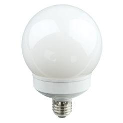LED Ball 100mm E27, 19xLed RGB