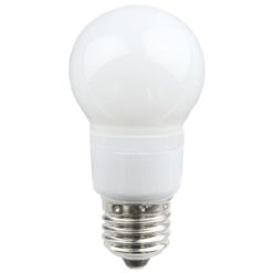 LED Ball 50mm E27, 19xLed Bianco Caldo