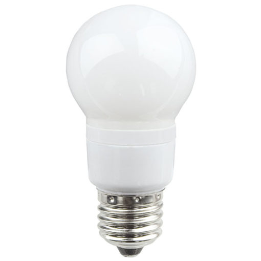 LED Ball 50mm E27, 19xLed Bianco Caldo