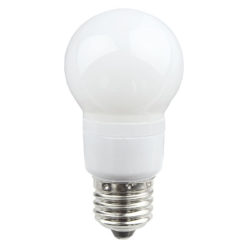 LED Ball 50mm E27, 19xLed Rosso