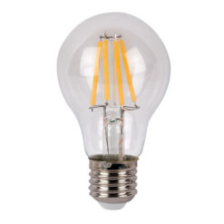LED Bulb Clear WW E27 4W, non regolabile con dimmer