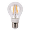 LED Bulb Clear WW E27 4W, regolabile con dimmer