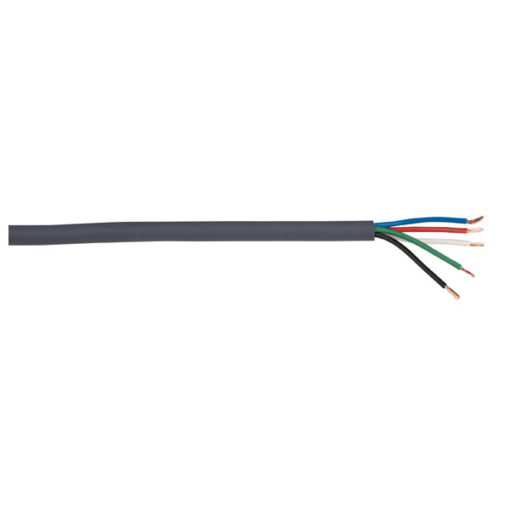 LED Control Cable 5x0,75mm2 100 metri