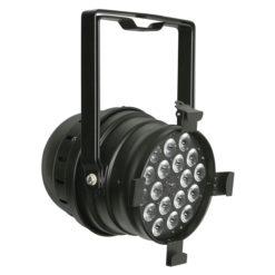 LED Par 64 Short Q4-18 Nero