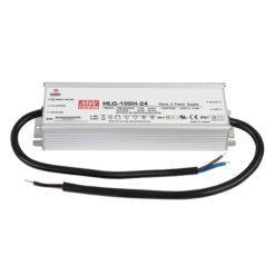 LED Power Supply 100 W 24 VDC HLG-100H-24