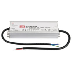 LED Power Supply 150 W 24 VDC HLG-150H-24