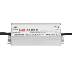LED Power Supply 60 W 24 VDC HLG-60H-24