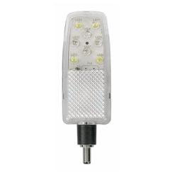 LED Snakelight Blue/White 4x LED blu, 4x LED bianchi