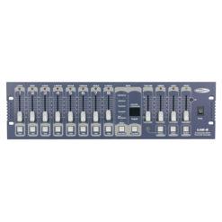 Lite-8 8 canali. Controller programmabile DMX