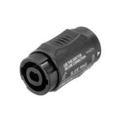 Lockable coupler for NL2/4F 4P