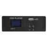 MP3 USB play module for GIG