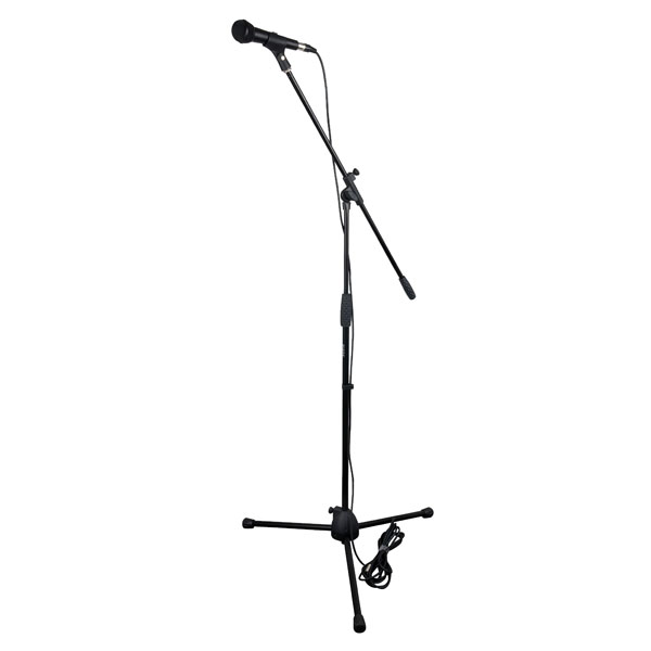 MS-3 Starter Microphone Kit Compreso microfono, asta, gancio, cavo