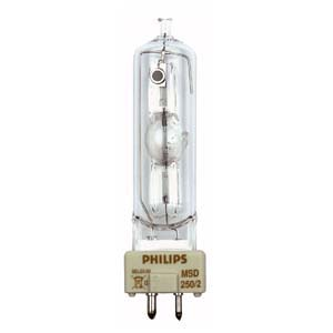 MSD 250/2 GY9.5 Philips Lampada a scarica da 250W