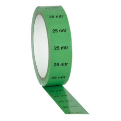 "Markertape 25 mm/33 m indicatore ""25 m"", verde"