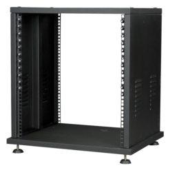 Metal Equipment Rack 12U (560 x 460 x 645 mm), 18 kg