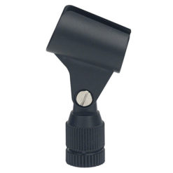 Microphone holder 28 mm