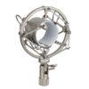 Microphone holder 44-48 mm installazione anti urti grigia