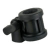 Microphone holder gancio in gomma 20-24 mm